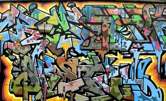 Graffiti Art Designs screenshot 1