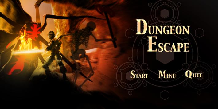 Dungeon Escape RPG Redux poster