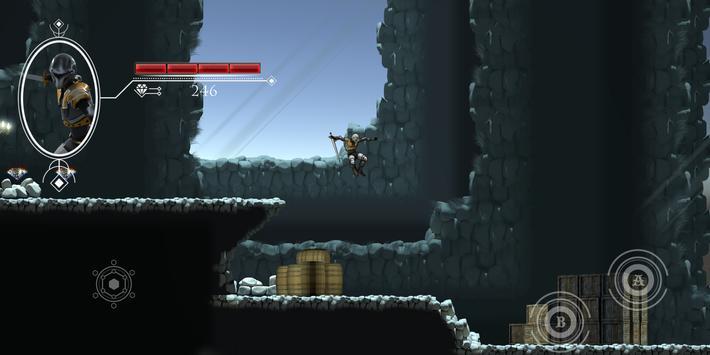 Dungeon Escape RPG Redux screenshot 5
