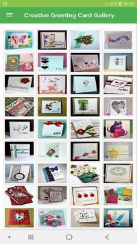 Creative Greeting Card Gallery Ideas screenshot 7