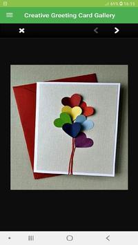 Creative Greeting Card Gallery Ideas screenshot 2