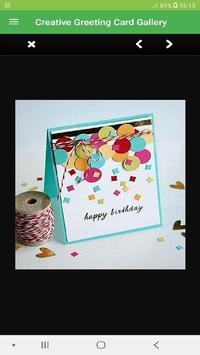 Creative Greeting Card Gallery Ideas screenshot 3