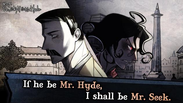 MazM: Jekyll and Hyde plakat