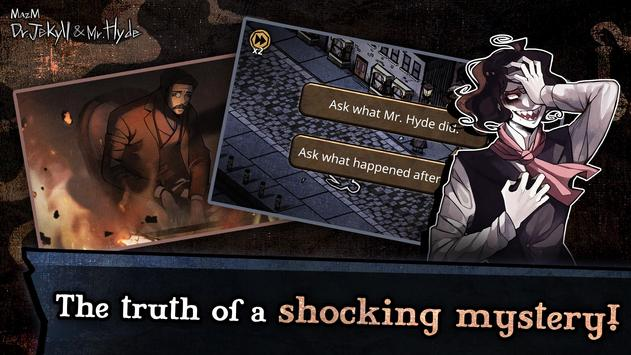 MazM: Jekyll and Hyde screenshot 2