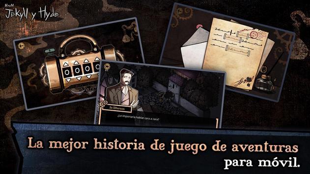 MazM: Jekyll y Hyde captura de pantalla 6