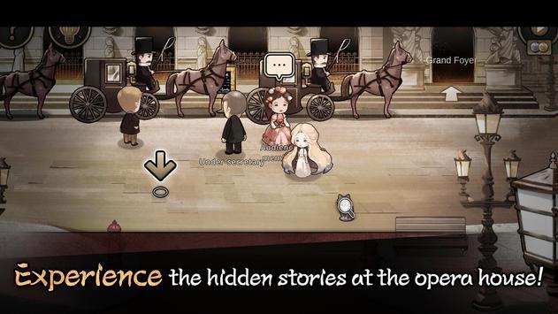 MazM: The Phantom of the Opera Ekran Görüntüsü 1