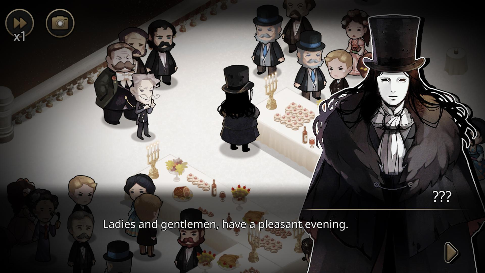 Phantom of Opera - Mystery Visual Novel, Thriller for Android - APK Download