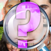 Zoomed-in Celebrity Quiz - New icon