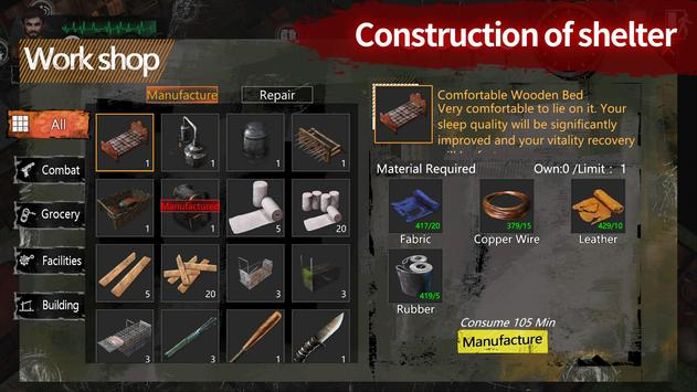 Delivery From the Pain:Survive screenshot 2