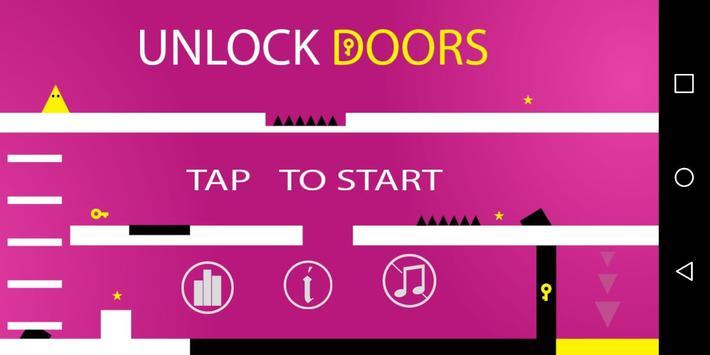 Unlock Door poster