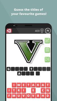 GAMES QUIZ screenshot 1