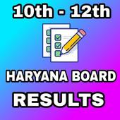 Haryana 10th And 12th Board Result 2019 icon