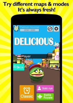Delicious.io स्क्रीनशॉट 12