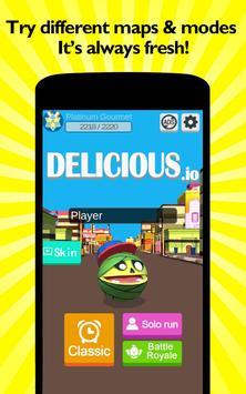 Delicious.io स्क्रीनशॉट 2