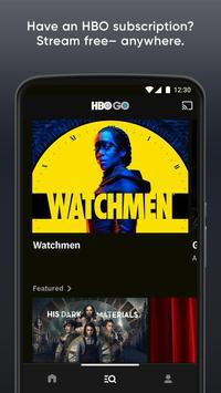 HBO GO 海报