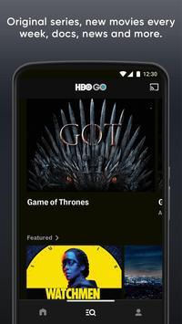 HBO GO 截图 1