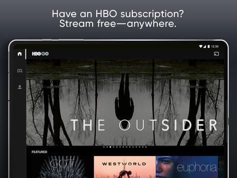 HBO GO 截图 5