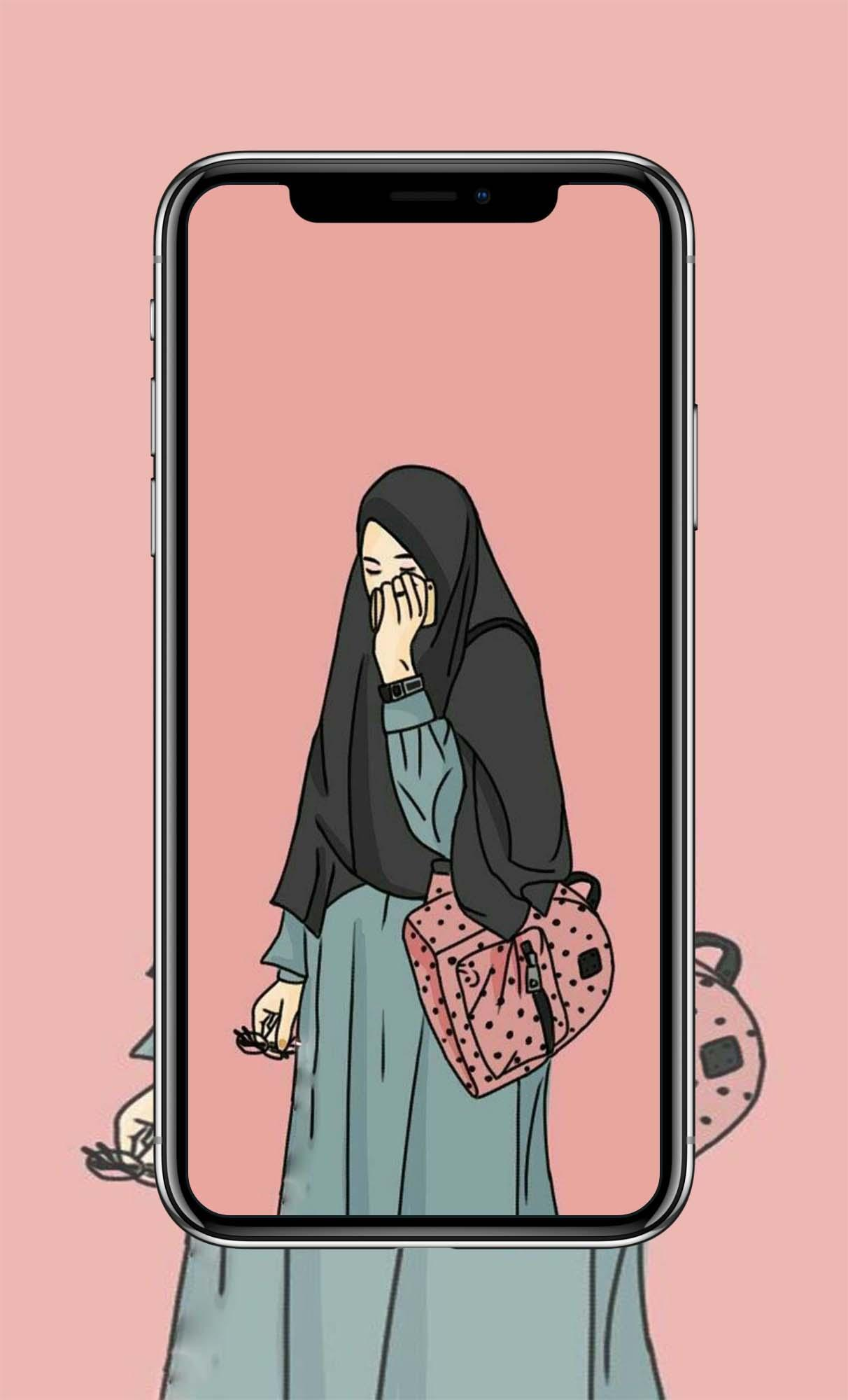 Muslimah Cartoon Wallpapers For Android APK Download