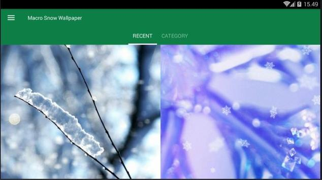Snow Wallpaper screenshot 3