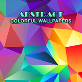 Abstract Colorful Wallpaper icon