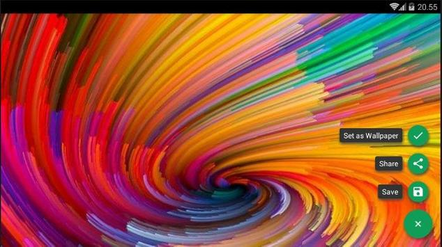Abstract Colorful Wallpaper screenshot 3