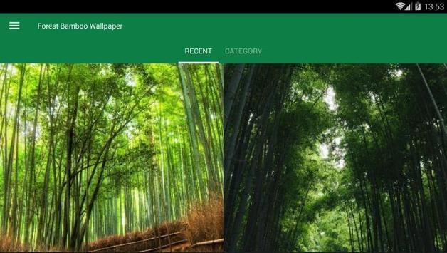 Bamboo Forest Wallpaper screenshot 3