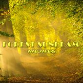 Sunbeam Forest Wallpaper icon
