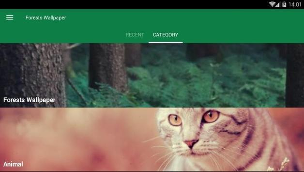 Forest Wallpaper screenshot 2