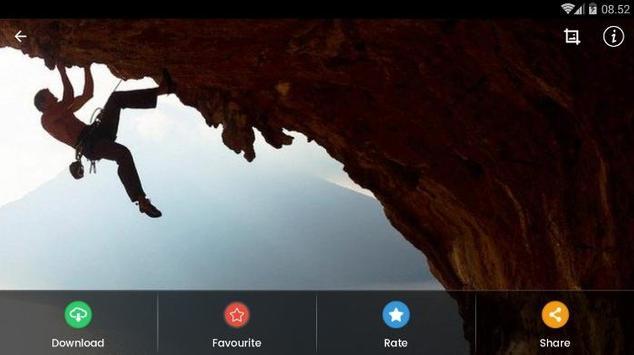 Rock Climbing HD Wallpaper screenshot 10