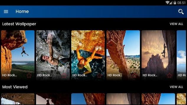 Rock Climbing HD Wallpaper screenshot 12