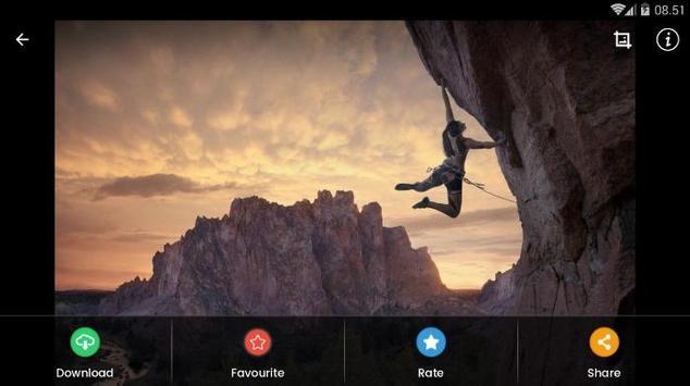 Rock Climbing HD Wallpaper screenshot 14
