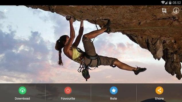 Rock Climbing HD Wallpaper screenshot 15