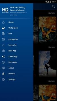 Rock Climbing HD Wallpaper screenshot 6