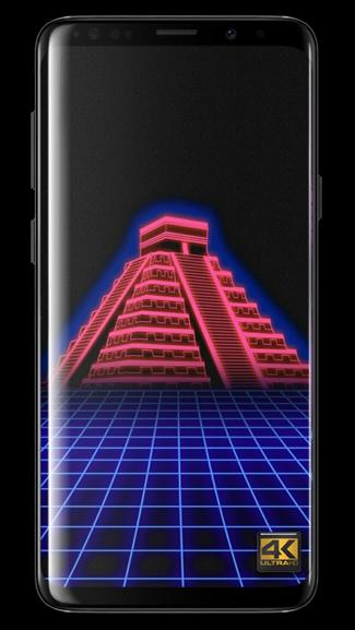 80s Wallpaper Retro Backgrounds For Android Apk Download