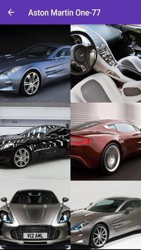 Aston Martin - Car Wallpapers screenshot 3