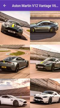 Aston Martin - Car Wallpapers poster