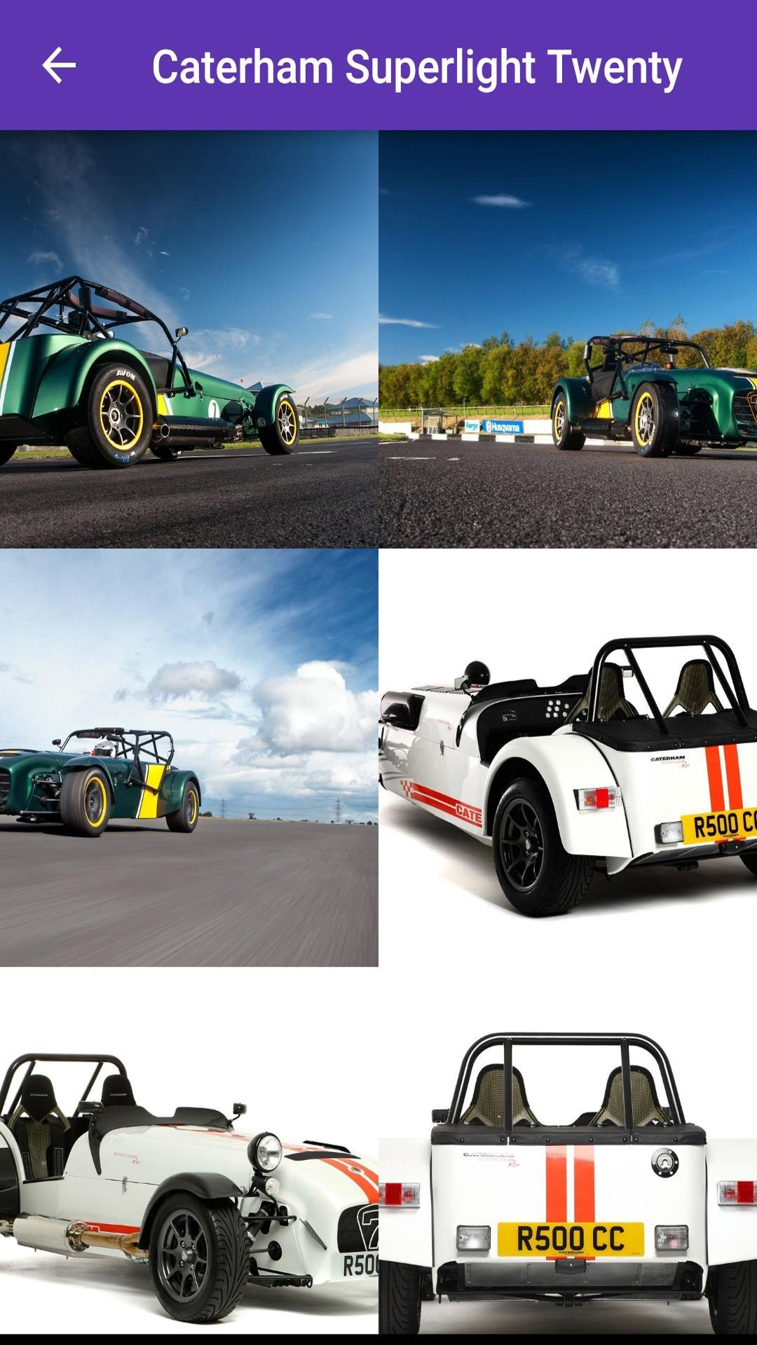 Caterham Car Wallpapers For Android Apk Download