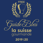 Le Guide Bleu - 2019 - Free icon