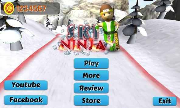 Real Snowboard Endless Runner screenshot 3
