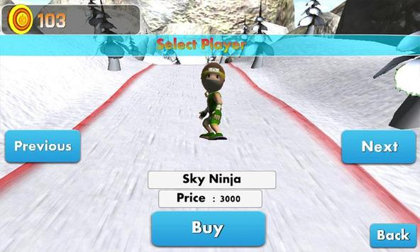 Real Snowboard Endless Runner screenshot 2