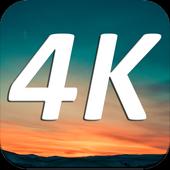 4K Wallpaper,HD,QHD Background icon