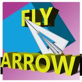 Arrow Fly icon