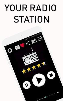 Радио Мегаполис 89.5 FM Радио России слушать радио screenshot 4