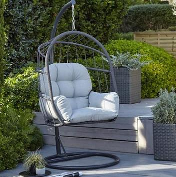 Garden Furniture Ideas poster