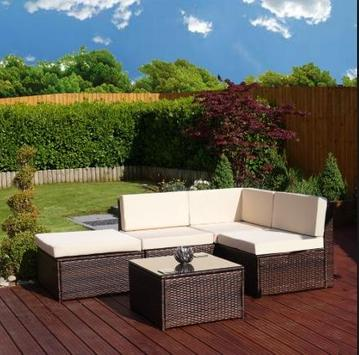 Garden Furniture Ideas screenshot 10
