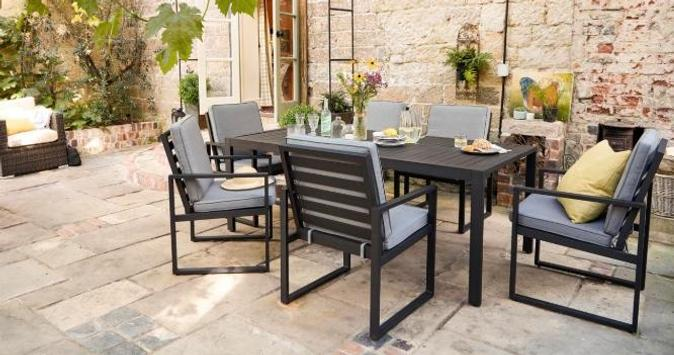 Garden Furniture Ideas screenshot 4