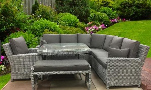 Garden Furniture Ideas screenshot 5