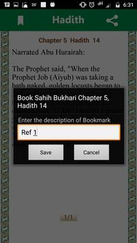Sahih Al-bukhari English - صحيح البخاري screenshot 10