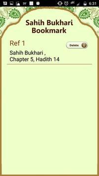 Sahih Al-bukhari English - صحيح البخاري screenshot 7
