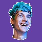 Twitch Stickers & Emotes (Ninja & Shroud) icon